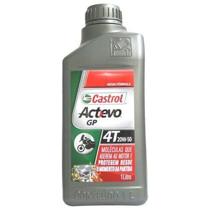 CASTROL ACTEVO 4T - 1 LITRO
