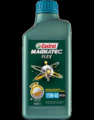 CASTROL FLEX 15W40