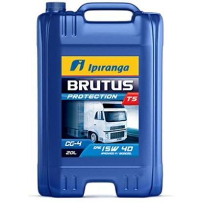 Óleo Motor Diesel 15W40 Ipiranga Brutus Protection T5