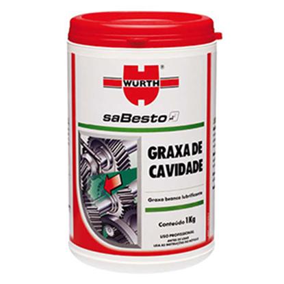 WURTH GRAXA DE CAVIDADE - 1 KILO